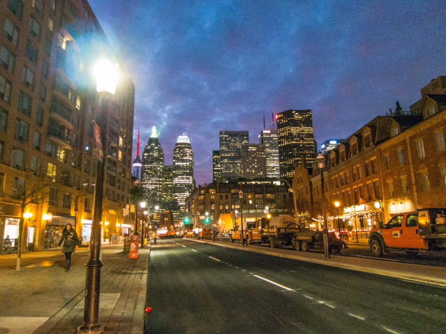 Toronto, la reine du Canada
