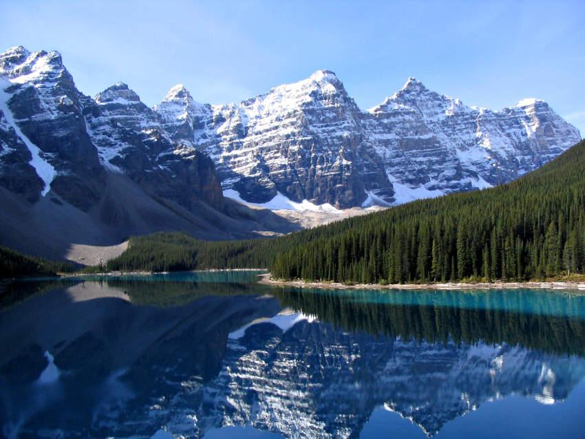 10 endroits ultimes pour adorer le Canada!